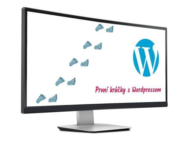 První krůčky s WordPressem