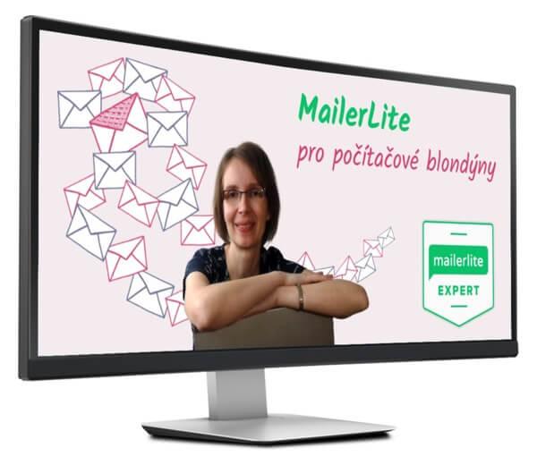 online kurz MailerLite česky