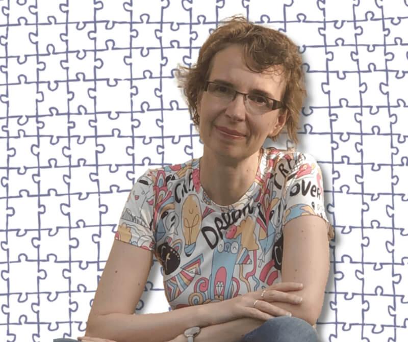 Petra Vymětalová lektorka pro počítačové blondýny